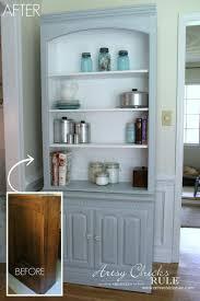 Refreshing Glass Bookshelf On Furniture With Nella Vetrina Tonelli ...