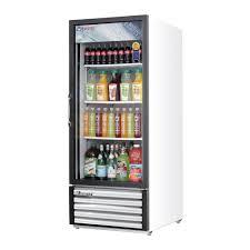 Glass Refrigerator Everest Refrigeration Emgr10 Reach In Glass Door Merchandiser