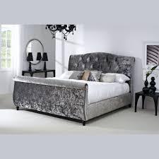 image great mirrored bedroom. Furniture, Engaging Grey Velvet Tufted Headboard Navy Blue Wonderful Action Bedrooms Bedroom Mirrored Nice Incredible Image Great