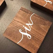 fullsize of white weddings honey wooden table numbers occassion 1 10 extra blank 22021254 2 0