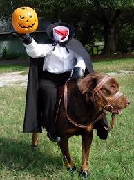headless horseman costume easy diy costume for dogs and
