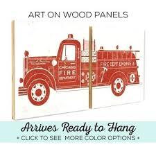 fire truck bedroom decor fire truck room decor custom fire engine wall art perfect for fire