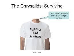 the chrysalids john wyndham