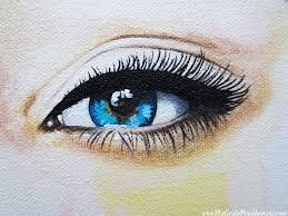 eye series eye painting eye art realistic eye art malinda prudhomme