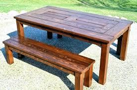 outdoor furniture plans free free patio furniture cedar patio furniture plans cedar patio table medium size