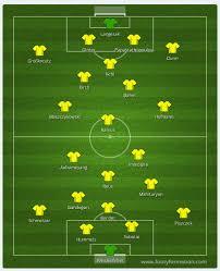 X Post Borussia Dortmund Depth Chart Soccer