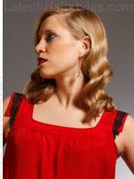a um length clic s wave hairstyle side angle