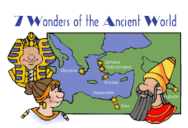 the wonders of the ancient world for kids and teachers