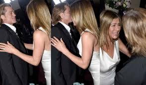 Jennifer Aniston e Brad Pitt di nuovo insieme? Il bacio ...