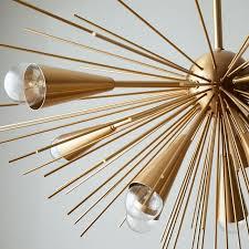 gold sputnik chandelier. Gold Sputnik Chandelier T