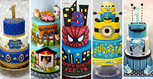 Trending Birthday Cake Ideas For Boys Bigfday