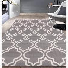 cream area rug luxury modern moroccan trellis grey area rug 7 6x9 5 9101 gray 7