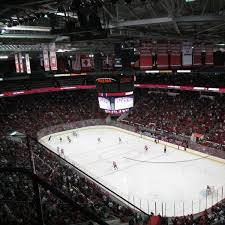 Carolina Hurricanes Seating Chart Map Seatgeek