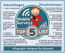 advantages and disadvantages of mobile surveys qsample blog mobile surveys advantages and disavantages