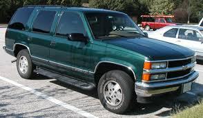 Chevrolet Tahoe – Wikipedia, wolna encyklopedia