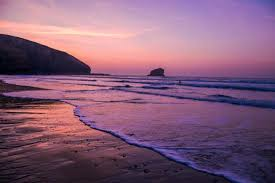 portreath beach beautiful beach great sunsets