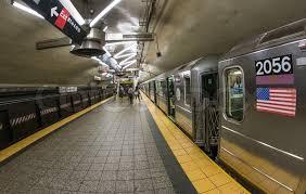 inside subway train. Plain Inside NEW YORK CITY  JUN 12 2013 People Inside A Manhattan Subway Station The  New York City Subway Is Also One Of The Worldu0027s Oldest Public Transit Systems In Inside Train L