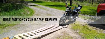 Best Motorcycle Ramp For Pickup Truck Review Top 10 Picks