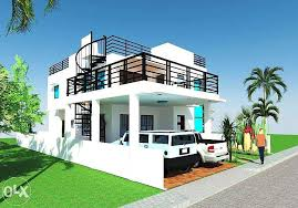 House Design With Rooftop In The Philippines