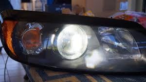 Volvo S40 Lights Volvo C30 S40 V50 C70 H7 Cob Led Headlights Tuning