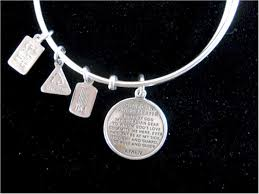 guardian angel prayer charm expandable