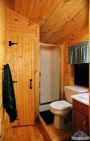 Small Log Homes. Small Cabin BathroomLog ...
