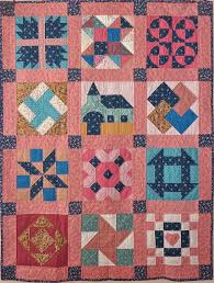 Kathy's Quilts: Block Sampler Quilts & I prefer the process of making unique individual blocks vs. making 100 of  the same block. I love the look of a scrappy sampler quilt and have worked  on many ... Adamdwight.com