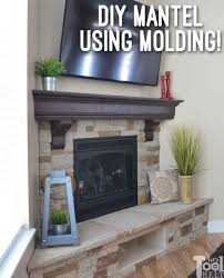 Fireplace mantel plans Faux Fireplace Create That Room Focal Point That Youve Been Dreaming About Diy Fireplace Mantel Autoaccessoriinfo Diy Fireplace Mantel Shelf Her Tool Belt