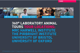 the three rs understanding animal research four animal laboratories open their digital doors to the public