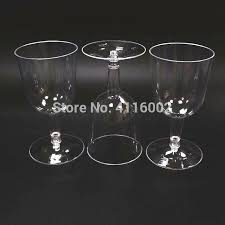 daily steals 6 pack premium shatterproof reusable plastic wine glasses