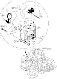 wiring diagram for volt club car golf cart the wiring diagram 1997 club car gas ds or electric club car parts accessories wiring diagram