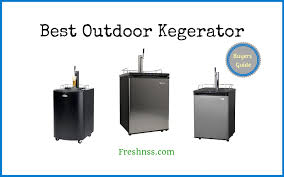 best outdoor kegerator reviews of 2019