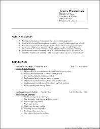 Resume Outline Free Professional Format For Resume Resume Outline