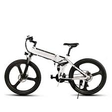 GENERIC -<b>Samebike</b> Lo26 Foldable Electric Bike <b>48V</b> 10AH <b>Battery</b> ...