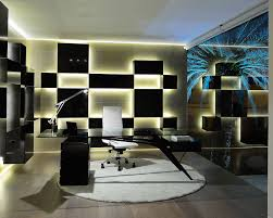 designs ideas wall design office. Futuristic Lamp Interior Room With Office Wall Designs Combined Round Rug On The Grey Ideas Design