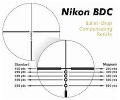 Bdc Chart For Nikon Scopes Rifle Scope Reviews Best Scopes Under 200 300 Dollars