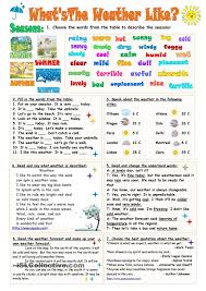 English Vocabulary Exercises Beginners Worksheets | Homeshealth.info
