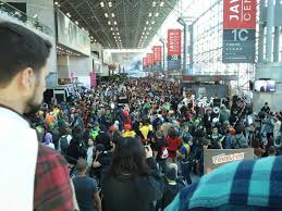 Javits Center Seating Chart Nycc15 Another Attendance Record Smashed But How Do You