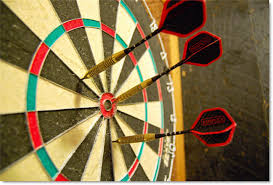 dart board for your basement how to
