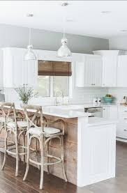 Kitchen with Reclaimed Wood Boards