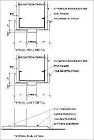 door jamb detail plan. How Frame Garage Door Jamb Amftyibkbl Awesome Metal Entry Regarding Proportions 815 1218 Sweet Pics Blueprints Detail Plan R