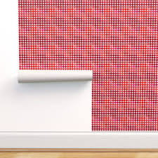 Red Color Chart Wallpaper Just Red Color Chart On A Swatch