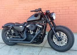 harley davidson 48 handlebars idea di immagine del motociclo