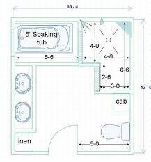 Doorless Shower Specs Minimum Doorless Walk In Shower Dimensions Joy Studio Bathroom Floor Plans Master Bathroom Layout Bathroom Layout