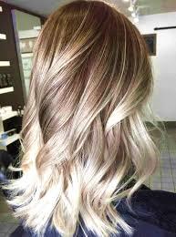 17 Great Ash Balayage Hair Shades