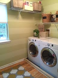 Open Shelves Not Only Organize Your Laundry Room, They Allow You To Achieve  Clean Laundry On Top. You Are Always Going To Use It To Hold Detergents, ...