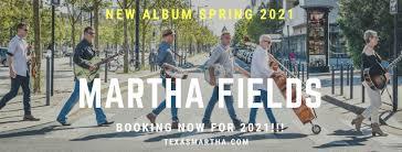 Martha Fields Band - Home | Facebook
