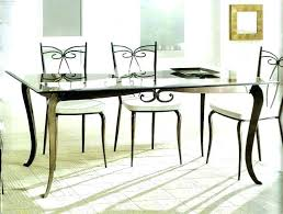round glass wood dining table metal designs in and indian over wood and glass dining table