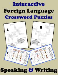 Our extensive online database of words that start with g is sure to become a useful reference point for you moving forward. Interactive Crossword Puzzle To Practice Foreign Language Vocabulary Language Vocabulary World Language Classroom Learning Sight Words