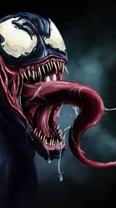 venom marvel ics creepy